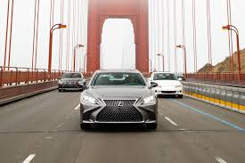 lexus enform connect to vehicle 2018 lexus ls first drive not my father u0027s ls motor trend