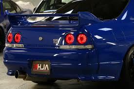 nissan skyline limited edition harlow jap autos uk stock 1996 nissan skyline r33 gt r le mans