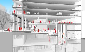 Living In A Garage Architects Are Designing Parking Garages That Can Convert Into