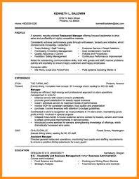 10 sample resume manager azzurra castle grenada