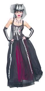 Girls Skeleton Halloween Costumes by Ms Bones Skeleton Costume Mr Costumes