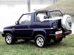 daihatsu feroza engine daihatsu feroza softtop specs 1995 1996 1997 1998 autoevolution