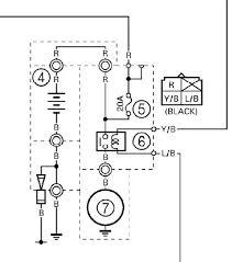 starter relay wiring yamaha raptor forum