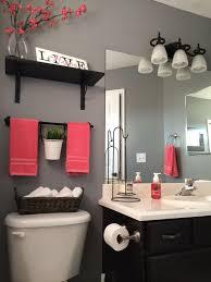 downstairs bathroom ideas beautiful grey and pink bathroom ideas staplepost