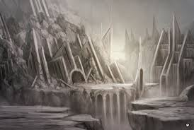daily sketch 94 scenery warm up 2 by obsidianabnormal on