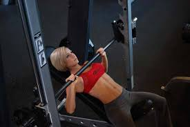 Reverse Grip Bench Press Upper Chest Target Your Chest With The Smith Machine Incline Chest Press