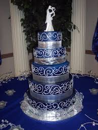 blue and silver wedding royal blue and silver wedding images wedding stuff