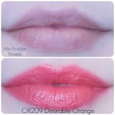 Shade Of Orange Names Little Porcelain Princess Review Etude House Dear My Blooming