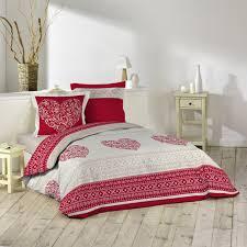 linge de lit style chalet montagne decoration housse couette montagne ori housse couette x cm taies