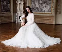 muslim wedding dresses discount sleeved lace modest muslim wedding dresses 2017