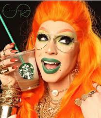 drag halloween makeup inspiration from instagram popsugar beauty
