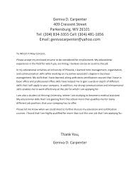 cover letter to whom it may concern how to format a cover letter