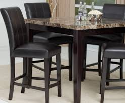 dining room unique black dining table set for sale bright black