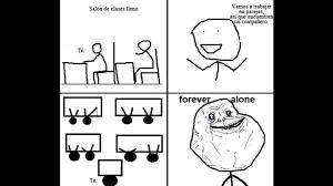 Memes De Forever Alone - meme forever alone la otra cara de san valentín larepublica pe