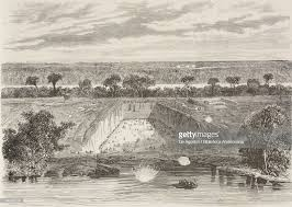 siege gap works on the dutchgap canal siege of richmond united states of