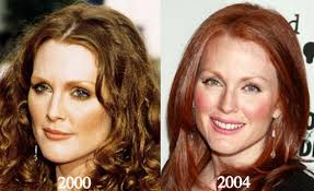 julie ann moore s hair color julianne moore plastic surgery before and after pictures