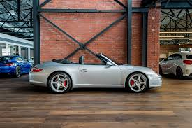 porsche 911 convertible 2005 2005 porsche 911 carrera s cabriolet my06 richmonds classic