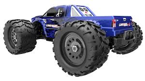 racing monster truck landlide xte 1 8 scale brushless electric monster truck