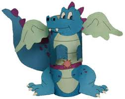 dragon tales craft ord