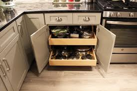 how are kitchen base cabinets refaced 2 tone kitchen base cabinets harbor mist wall