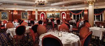 Main Dining Room Pride Of America Cruise Ship Pride Of America Deck Plans