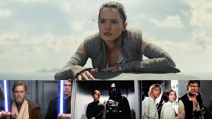 where does the last jedi fit within the star wars canon
