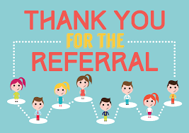 Business Referral Thank You Letter by Referral Thank You Letter Doc Pictures Babaimage