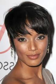 layered hairstyles for african american women photo gallery of short layered hairstyles for black women viewing