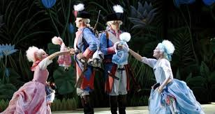 opera cosi fan tutte mozart s cosi fan tutte for the first time at the bucharest