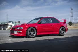 subaru gc8 widebody ta gc8 impreza 18 speedhunters
