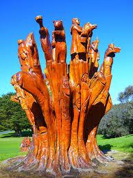 ipernity dartmoor wood carvings australia by pajmcb