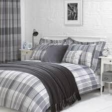 bedding set black and white check bedding posidriving white