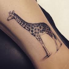 Giraffe Tattoos Meaning 50 Giraffe Meaning And Designs On Your