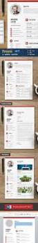 Resume Doc Templates 595 Best Resume Design Images On Pinterest Resume Cv Cv