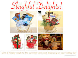 holiday gift sleighs business christmas presents