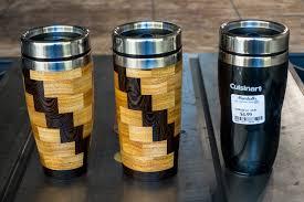 woodturning segmented coffee mug youtube