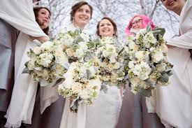 winter wedding january 2015 minnesota wedding florist kmb floral
