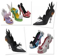 new shoe ornaments showcase style and disney character diszine