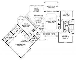 rambler floor plans house plan plan 3877ja rustic angled ranch home plan house