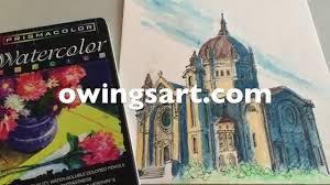 prismacolor watercolor pencils prismacolor watercolor pencils