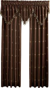 Fleur De Lis Curtains Croscill Fleur De Lis Lined Single Curtain Panel Reviews