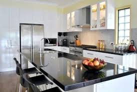 contemporary island kitchen contemporary island kitchen design kitchen renovations brisbane
