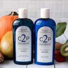 Non Comedogenic Halloween Makeup by Amazon Com Clear 2 Perfection Non Comedogenic Shampoo