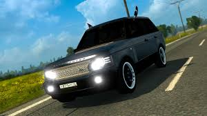 land rover truck 2016 euro truck simulator 2 range rover 256 km h 1 28x download