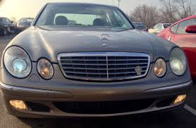 100 2004 mercedes benz e320 owners manual mercedes benz