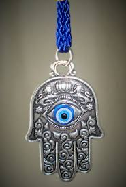 hamsa with evil eye amulet car and door hanging vafa gifts