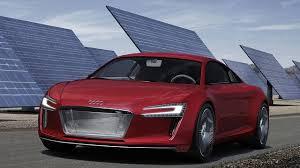 leaked audi r8 e tron concept revealed motor1 com photos