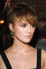 elfin hairstyles 50 of the all time best celebrity pixie cuts keira knightley
