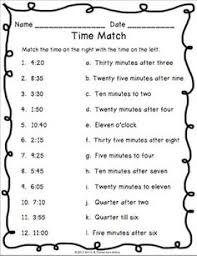 ideas about teaching time worksheets bridal catalog