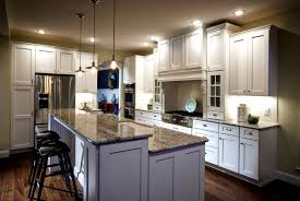 One Sided Galley Kitchen What Color Kitchen Cabinets Are Timeless Archives Modern Kitchen